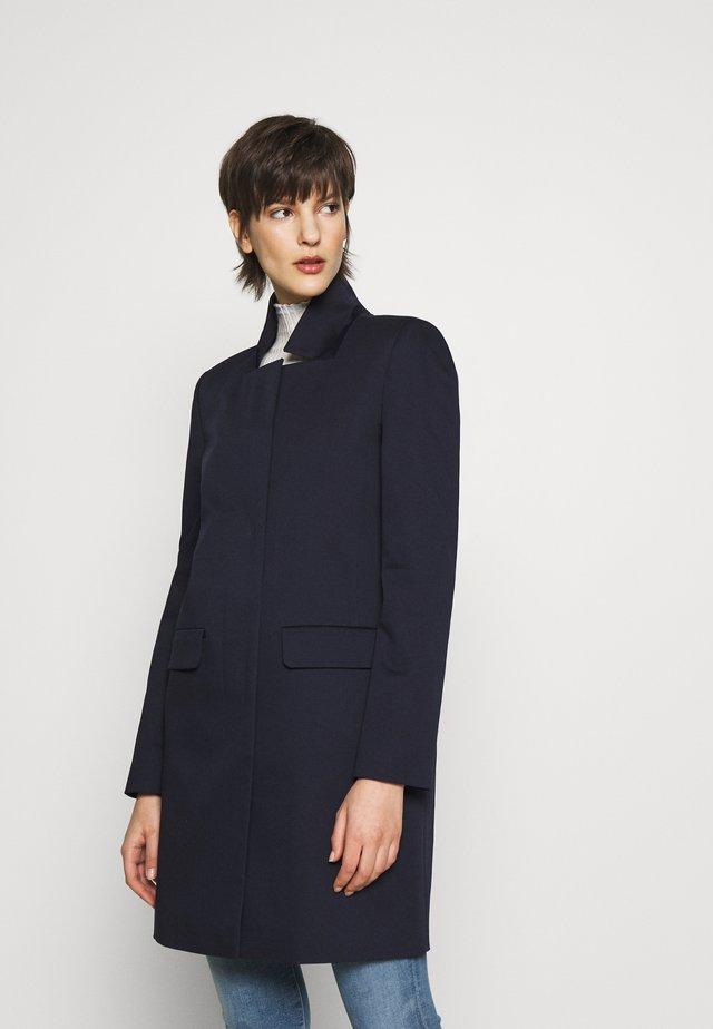 PORI - Cappotto classico - blue