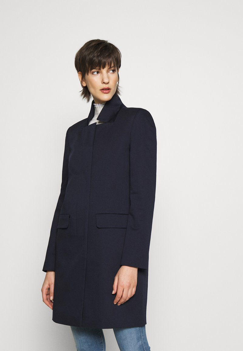 CLOSED - PORI - Classic coat - blue