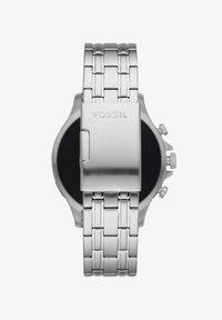 Fossil Smartwatches - GARRETT HR - Smartwatch - silver - 1