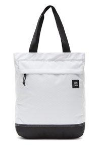 Vans - UA CONSTRUCT DX - Tote bag - white - 0