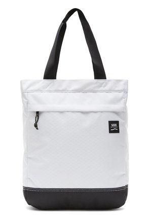 UA CONSTRUCT DX - Tote bag - white