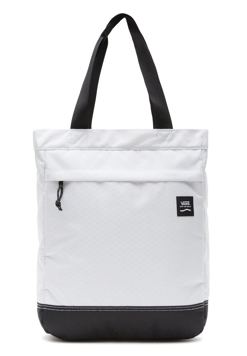 Vans - UA CONSTRUCT DX - Tote bag - white