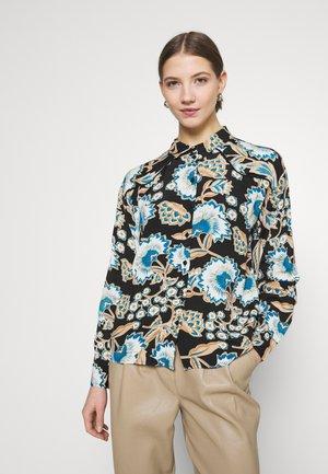 VMLOLA  - Button-down blouse - black/lola