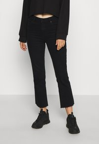 Abrand Jeans - HIGH CROPPED BOOT - Flared Jeans - deadnight - 0