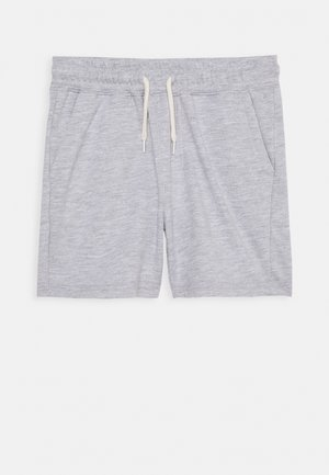 HENRY SLOUCH - Pantalones deportivos - grey marle