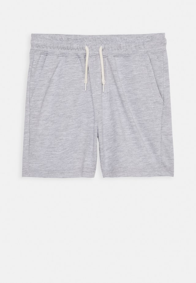 HENRY SLOUCH - Tracksuit bottoms - grey marle