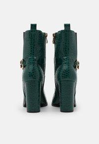 Tata Italia - Korte laarzen - green - 3