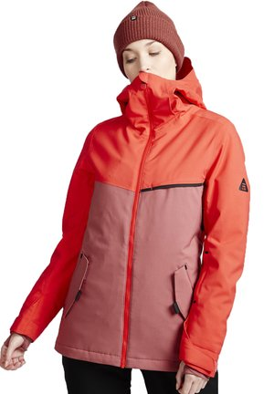 ECLIPSE - Snowboard jacket - red