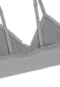 OYSHO - SEAMLESS  - Triangle bra - grey - 6