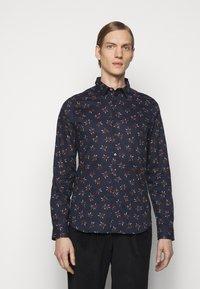 PS Paul Smith - MENS SLIM FIT - Shirt - dark blue - 0