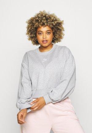 CLASSICS PUFF SLEEVE  - Sweatshirt - light gray heather
