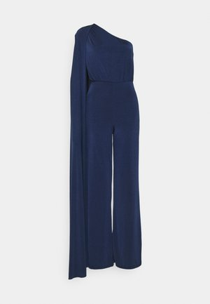 ALINA  - Overall / Jumpsuit /Buksedragter - navy blue
