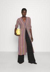 M Missoni - MAXI CARDIGAN DRESS COMBO - Neuletakki - multicolor - 1