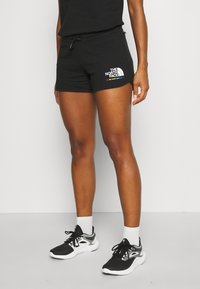 The North Face - RAINBOW SHORT - Sports shorts - black - 0