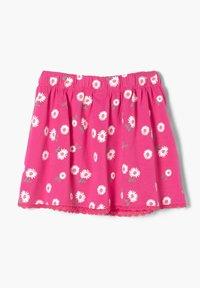 s.Oliver - A-line skirt - pink aop - 1