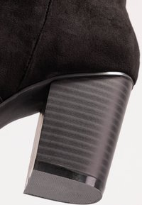 Nly by Nelly - BLOCK KNEE HIGH BOOT - Boots - black - 2
