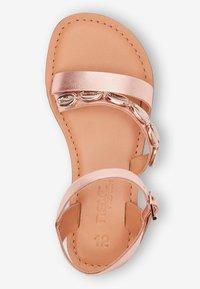 Next - Sandals - rose gold - 2