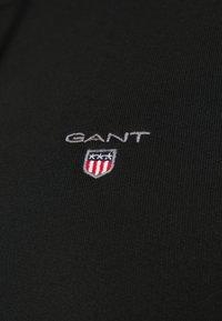 GANT - ORIGINAL HOODIE - Huppari - black - 4