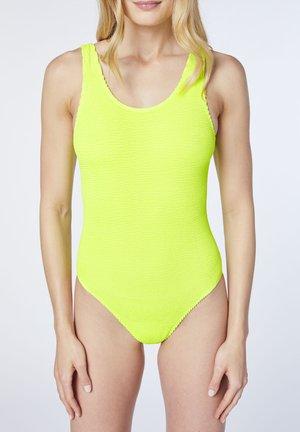 STYLE - Swimsuit - neon yellow