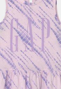 GAP - ARCH SET - Jersey dress - whitened lilac - 3