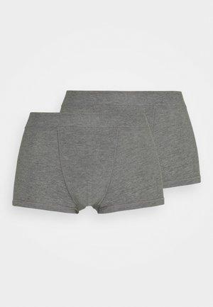 SHORT TRUNK 2 PACK - Onderbroeken - grey