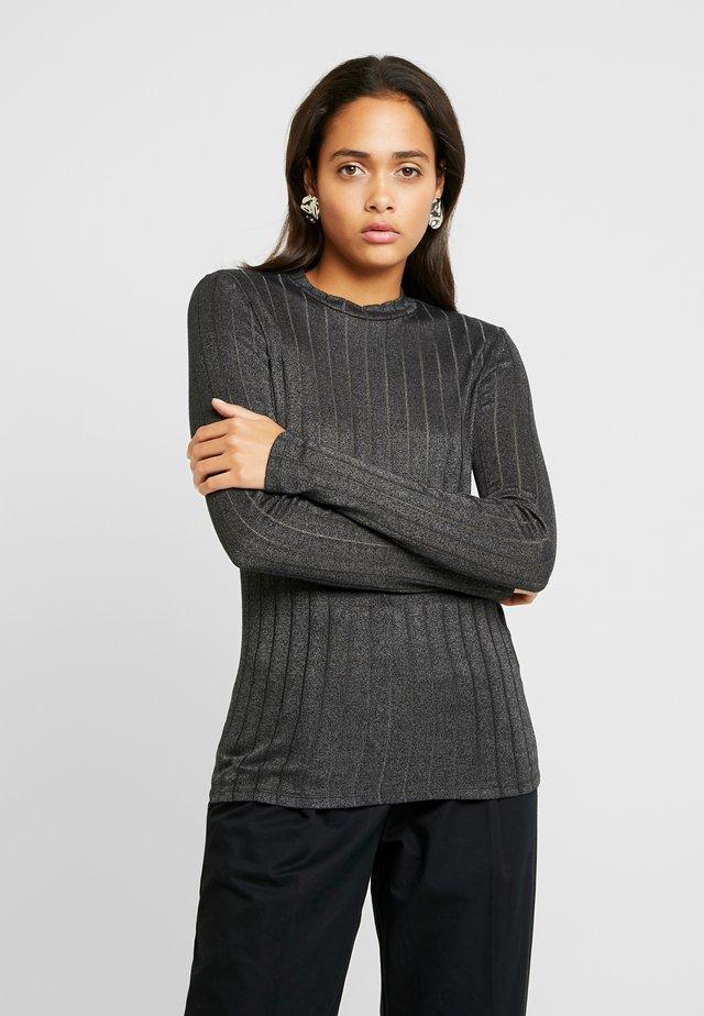 PCSIA - Maglietta a manica lunga - dark grey