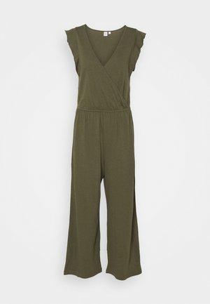 WRAP - Tuta jumpsuit - green