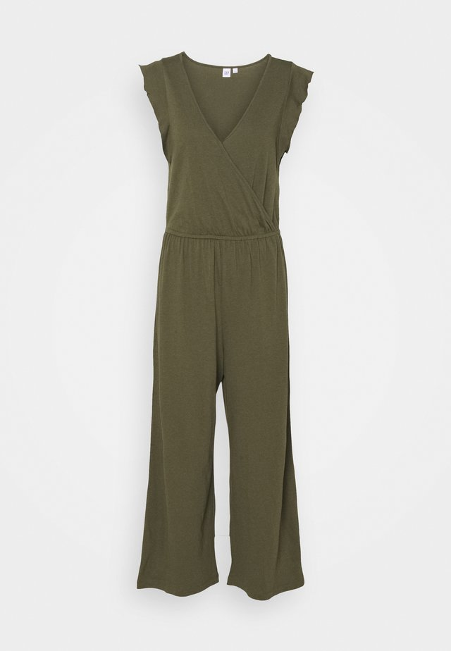 WRAP - Jumpsuit - green