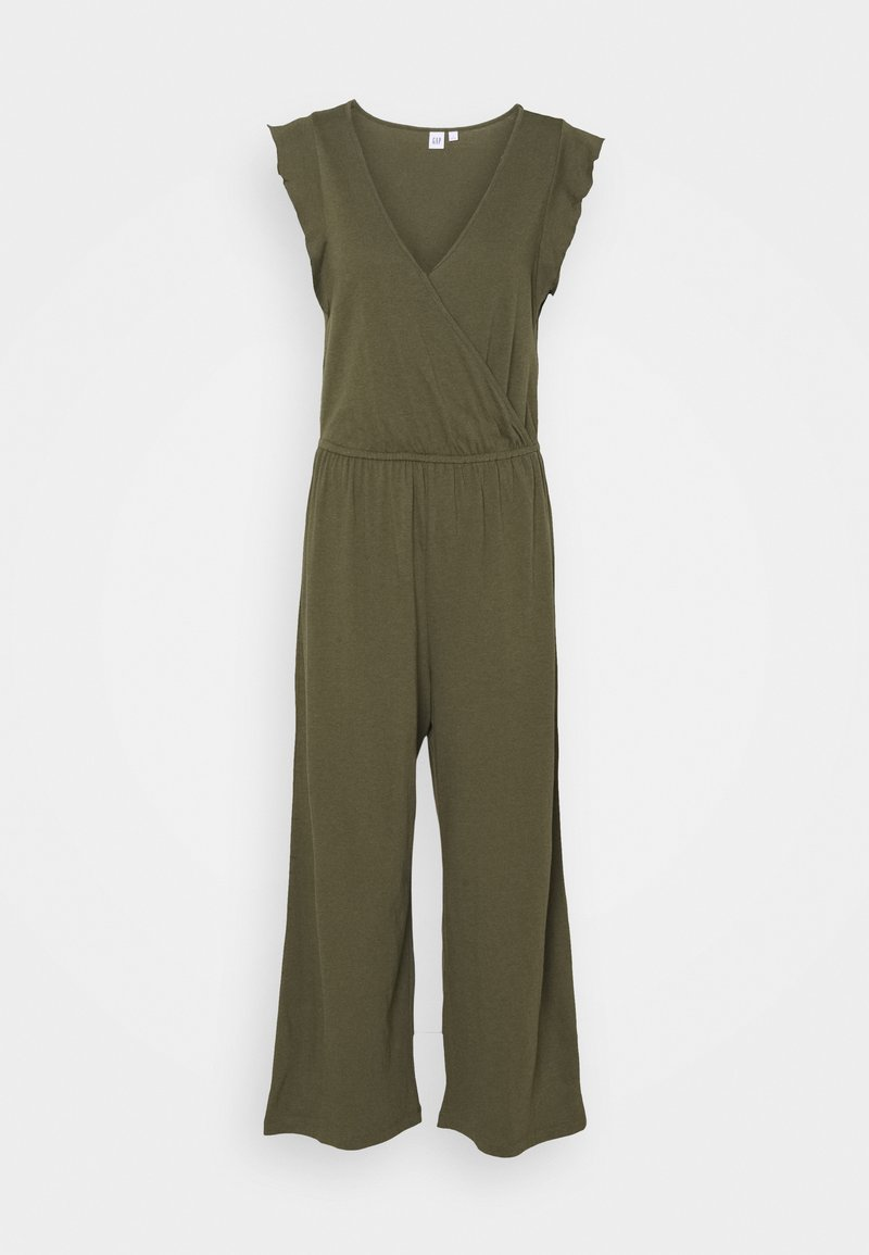 GAP - WRAP - Overall / Jumpsuit - green