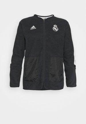 REAL MADRID - Club wear - carbon/chalk white