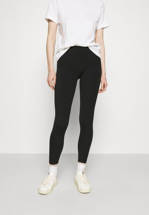 REAL ME BASIC - Leggings - Trousers - true black