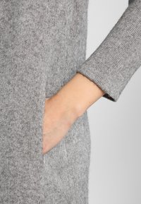 Morgan - BLOCK - Cardigan - grey - 4
