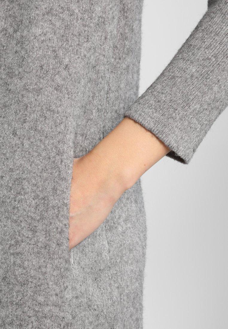 Morgan BLOCK - Strickjacke - grey/grau 0JigBx