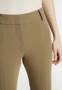 Samsøe Samsøe - MARION TROUSERS - Trousers - green khaki - 5