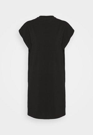NMHAILEY DRESS - Jersey dress - black