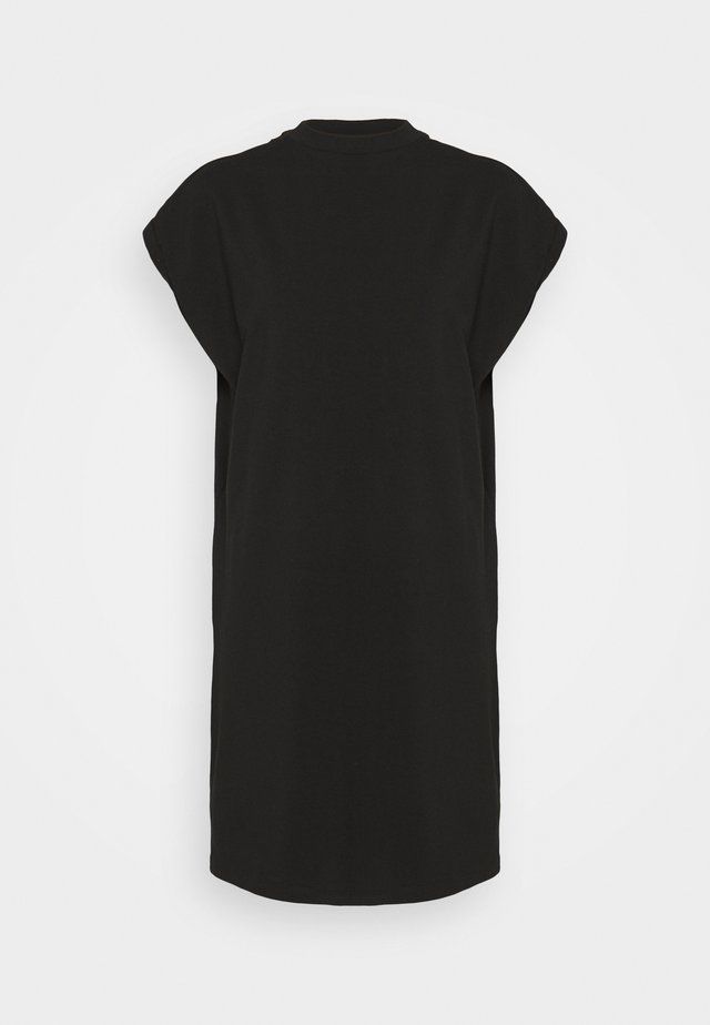 NMHAILEY DRESS - Jerseyjurk - black