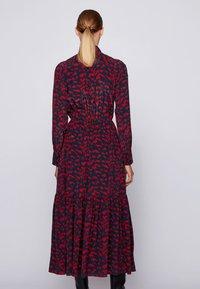 BOSS - Shirt dress - patterned - 2