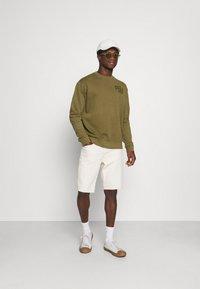 Marc O'Polo DENIM - Sweatshirt - fresh olive - 1