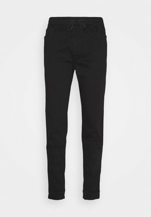 JOGGER NO FADE - Tracksuit bottoms - black clean