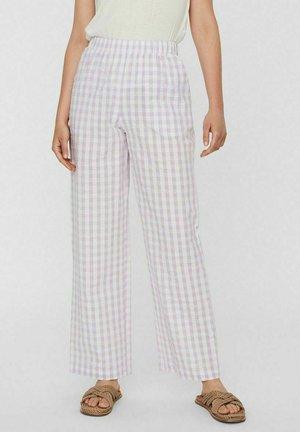 Pantalon classique - snow white 2