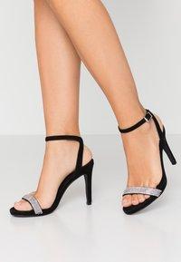 KIOMI - High heeled sandals - black - 0