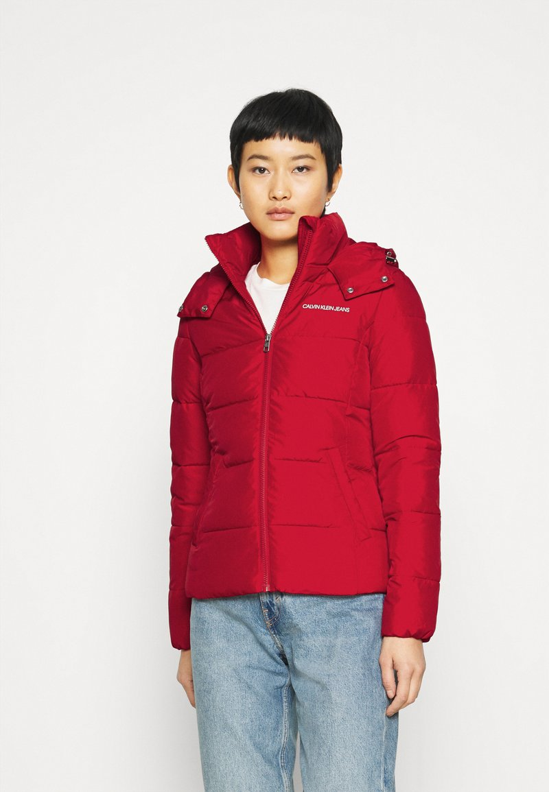 Calvin Klein Jeans - Winter jacket - red hot