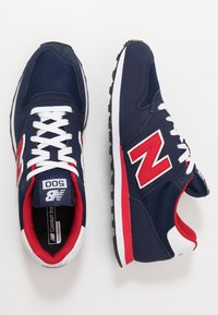 New Balance - 500 - Baskets basses - navy - 1