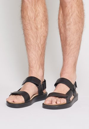 CORKSPHERE  - Sandals - black
