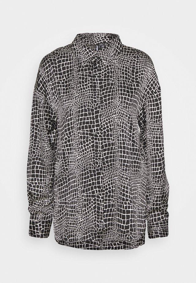 VMCALA SHIRT  - Overhemdblouse - black