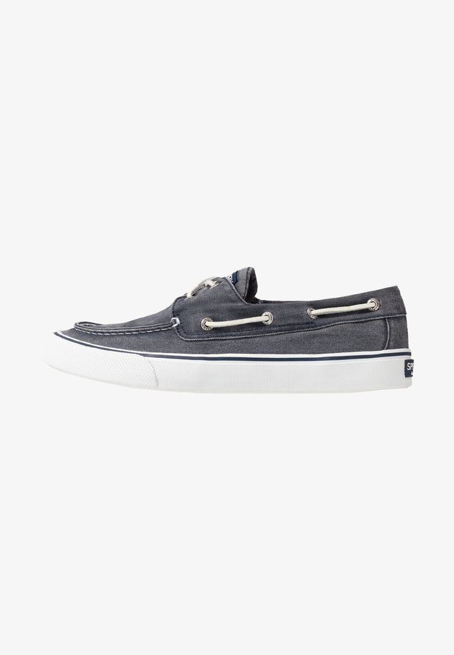BAHAMA CORE - Boat shoes - navy