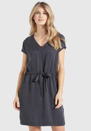 ANNELI - Denim dress - grau gewaschen