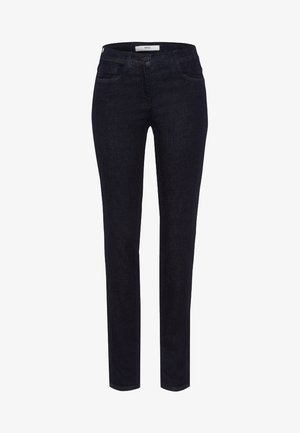 STYLE SHAKIRA - Slim fit jeans - clean dark blue