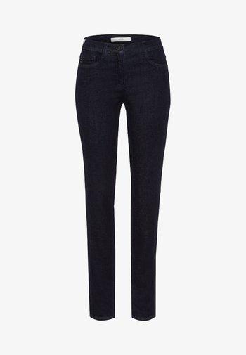 STYLE SHAKIRA - Slim fit jeans - clean dark blue