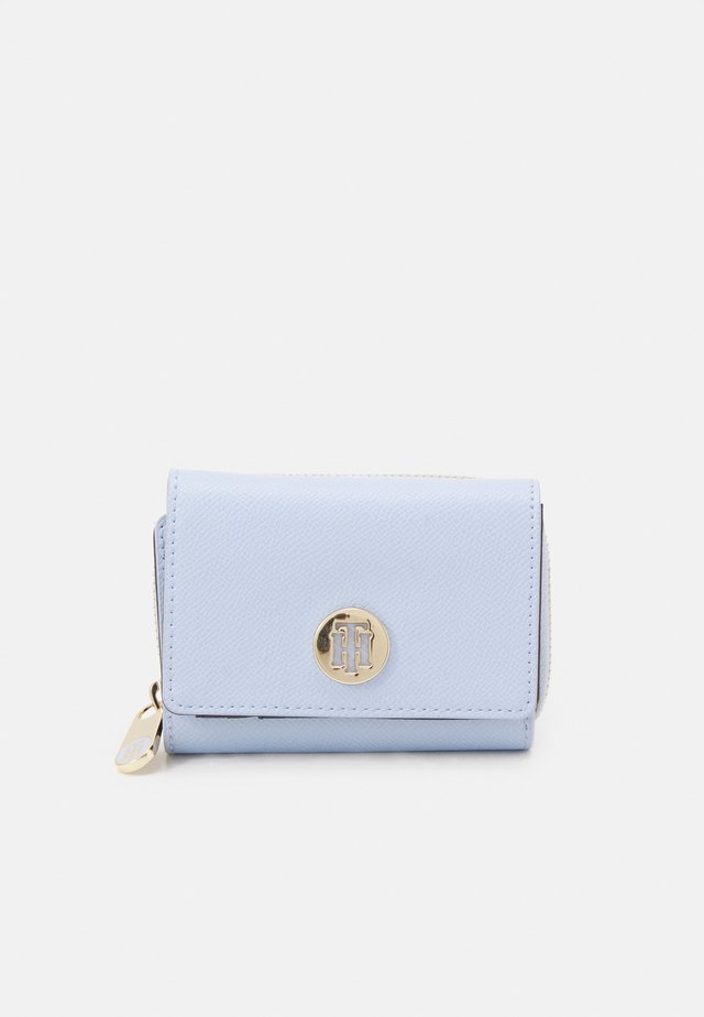 HONEY MED FLAP - Wallet - blue